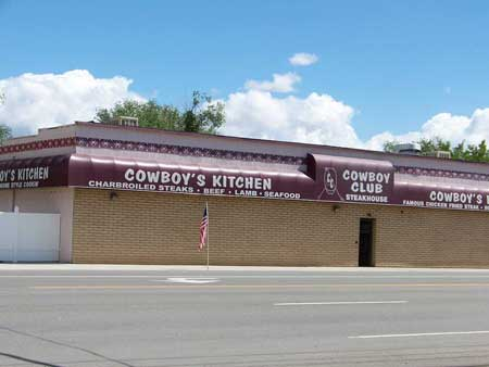 Cowboy Club Utah Location